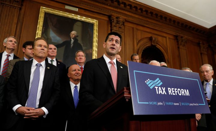 House Speaker Paul Ryan (Wis.) and other Republicans unveiled their tax reform plan this week. It could have a big effect on