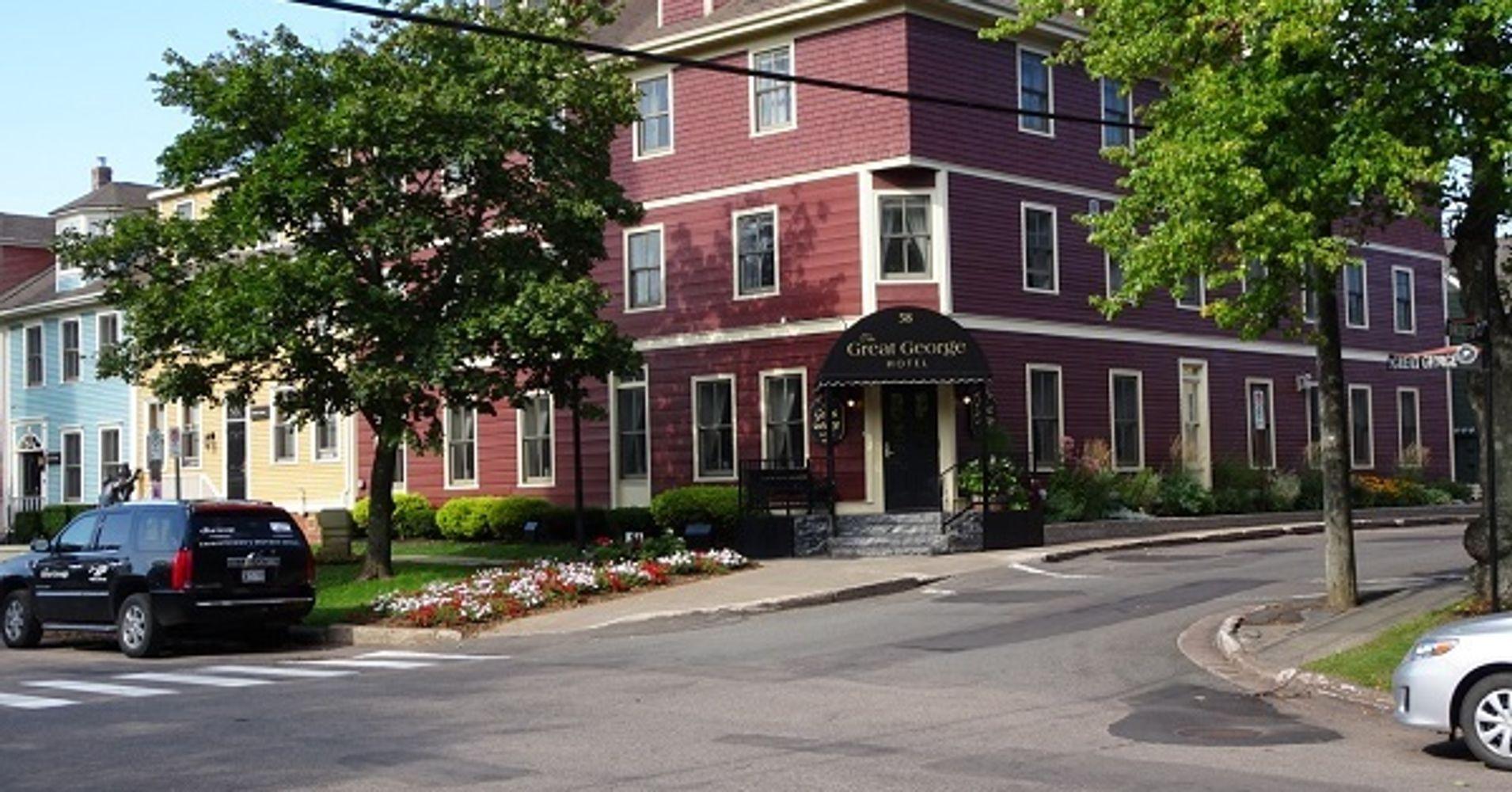 Early Canadian Homes Charlottetown Prince Edward Island