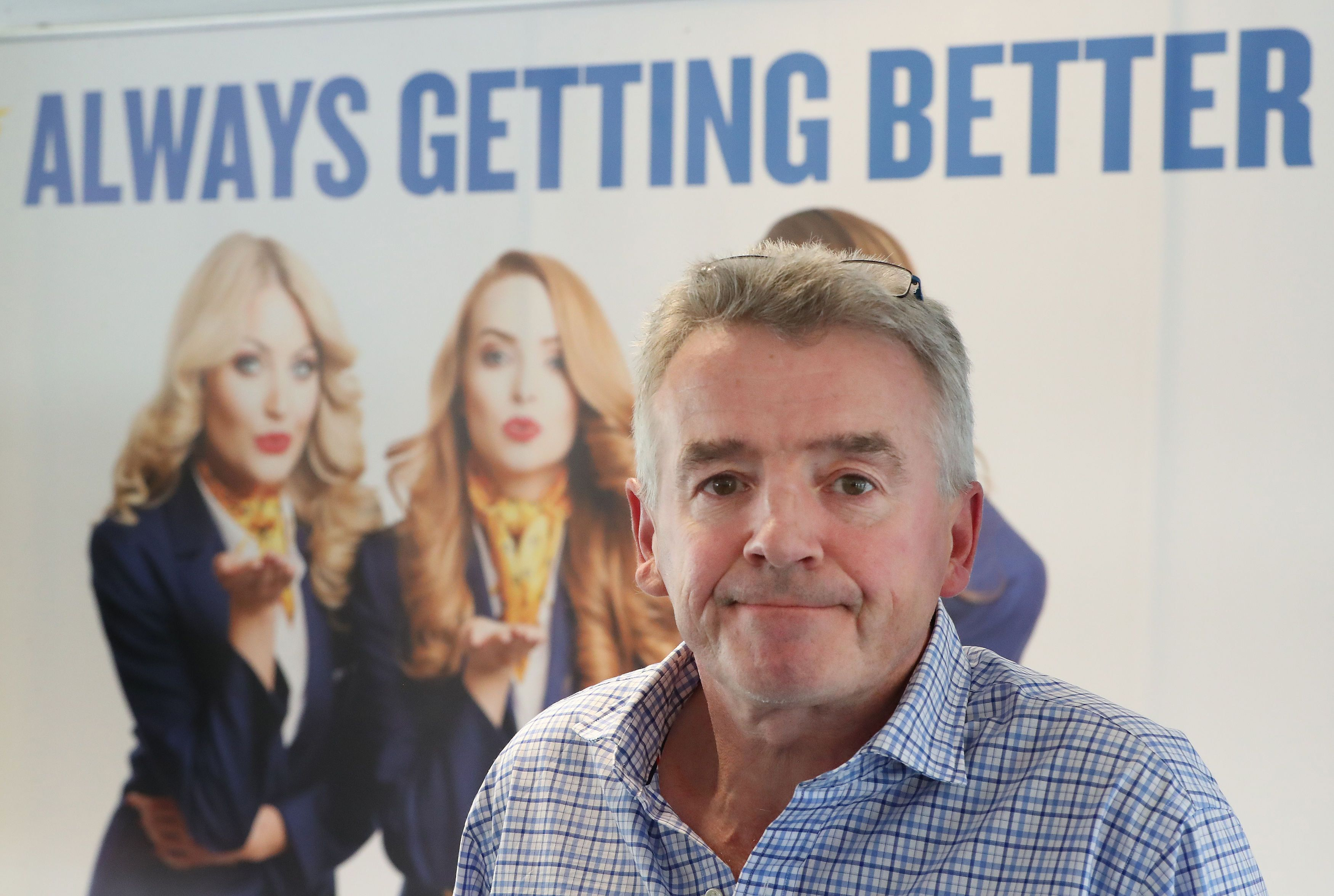 RyanAir Bows To Pressure From 'Furious' Air Regulator Over Flight