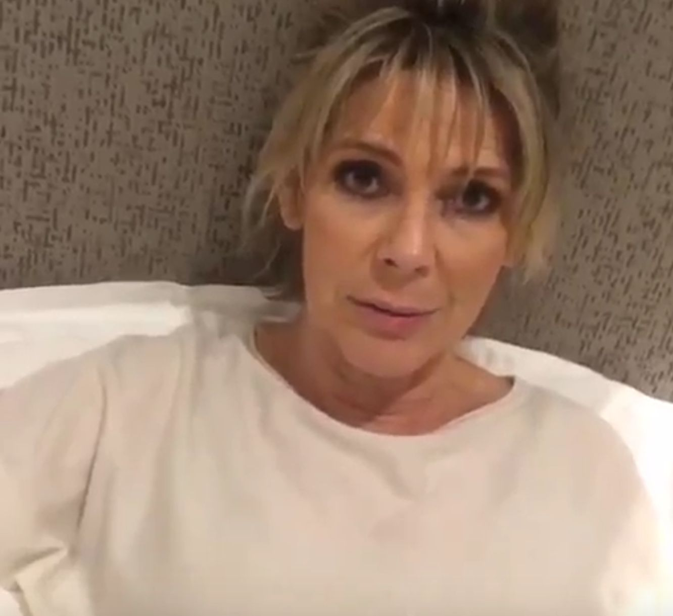 Ruth Langsford misses Strictly rehearsal after suffering injury before live show