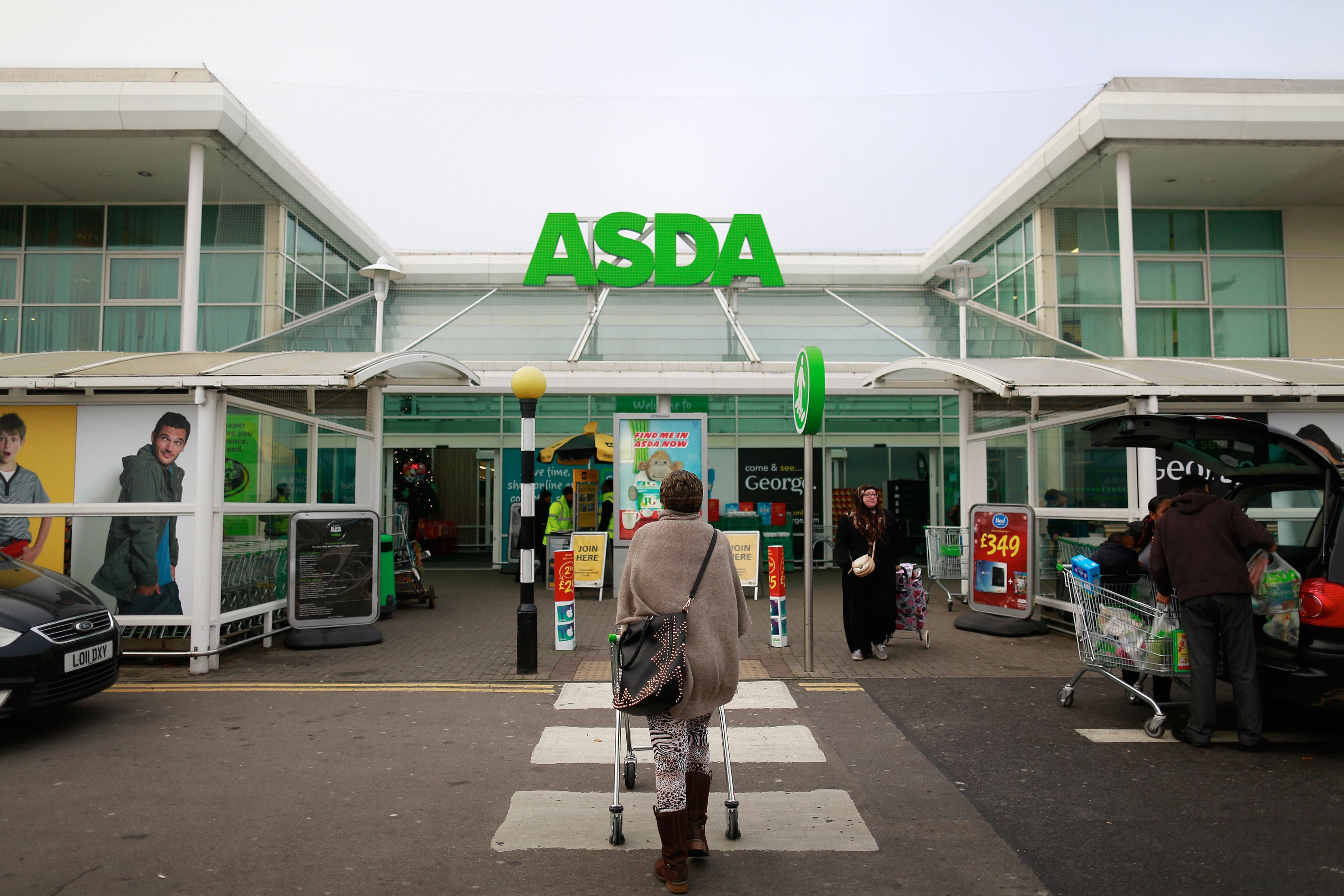 Asda Recalls Baby Food After Plastic Found In Ready
