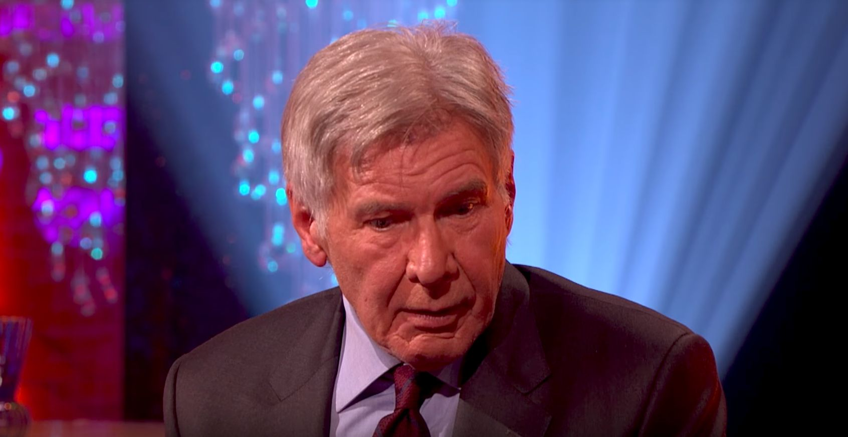 Watch Harrison Ford forget Ryan Gosling's name