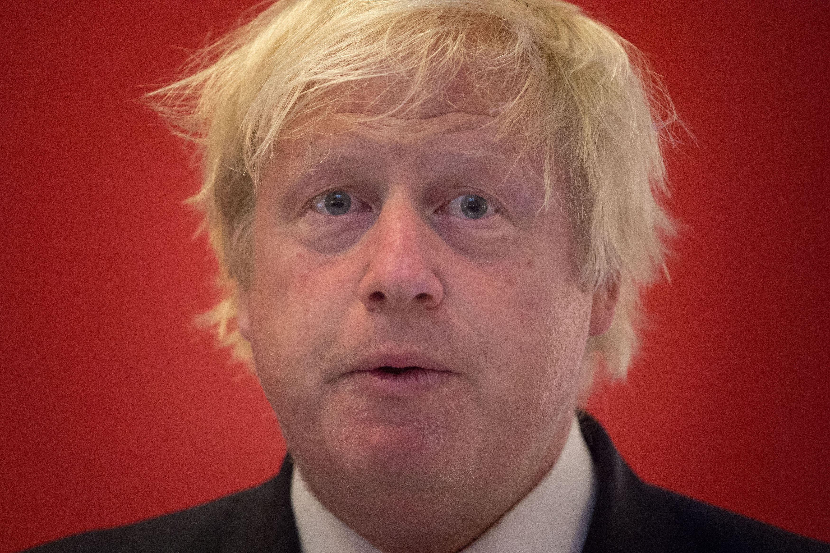 Boris Johnson in colonial poem gaffe at Burmese temple