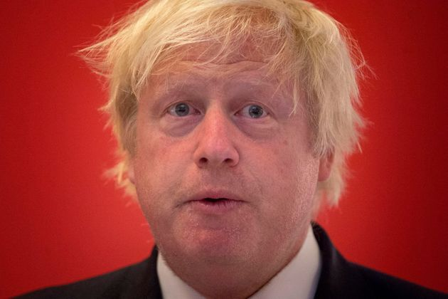 Boris Johnson was reportedly caught on camera part-reciting a colonial poem in a Burmese