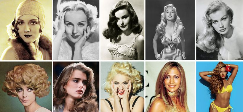 <strong>BEAUTY STANDARDS THROUGHOUT HISTORY</strong>