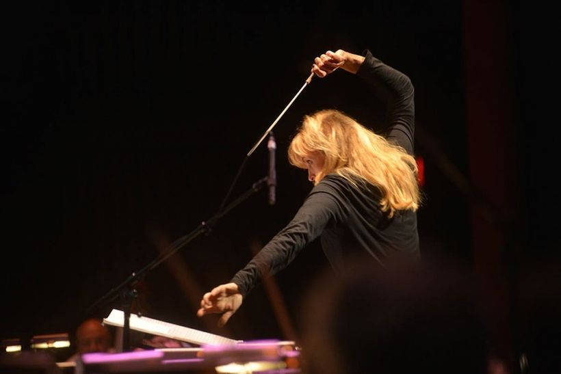 Founder and Conductor Amy Andersson
