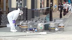 Five Injured In Two Linked City Centre 'Stabbing Incidents' In