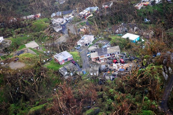 Calgary pilot sees Puerto Rico devastation firsthand — Fortney