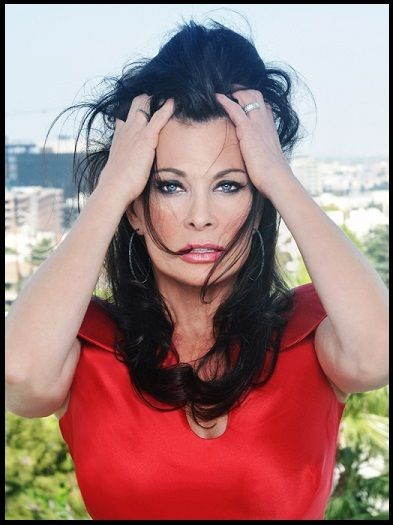 <strong>Jane Badler, Producer.</strong>