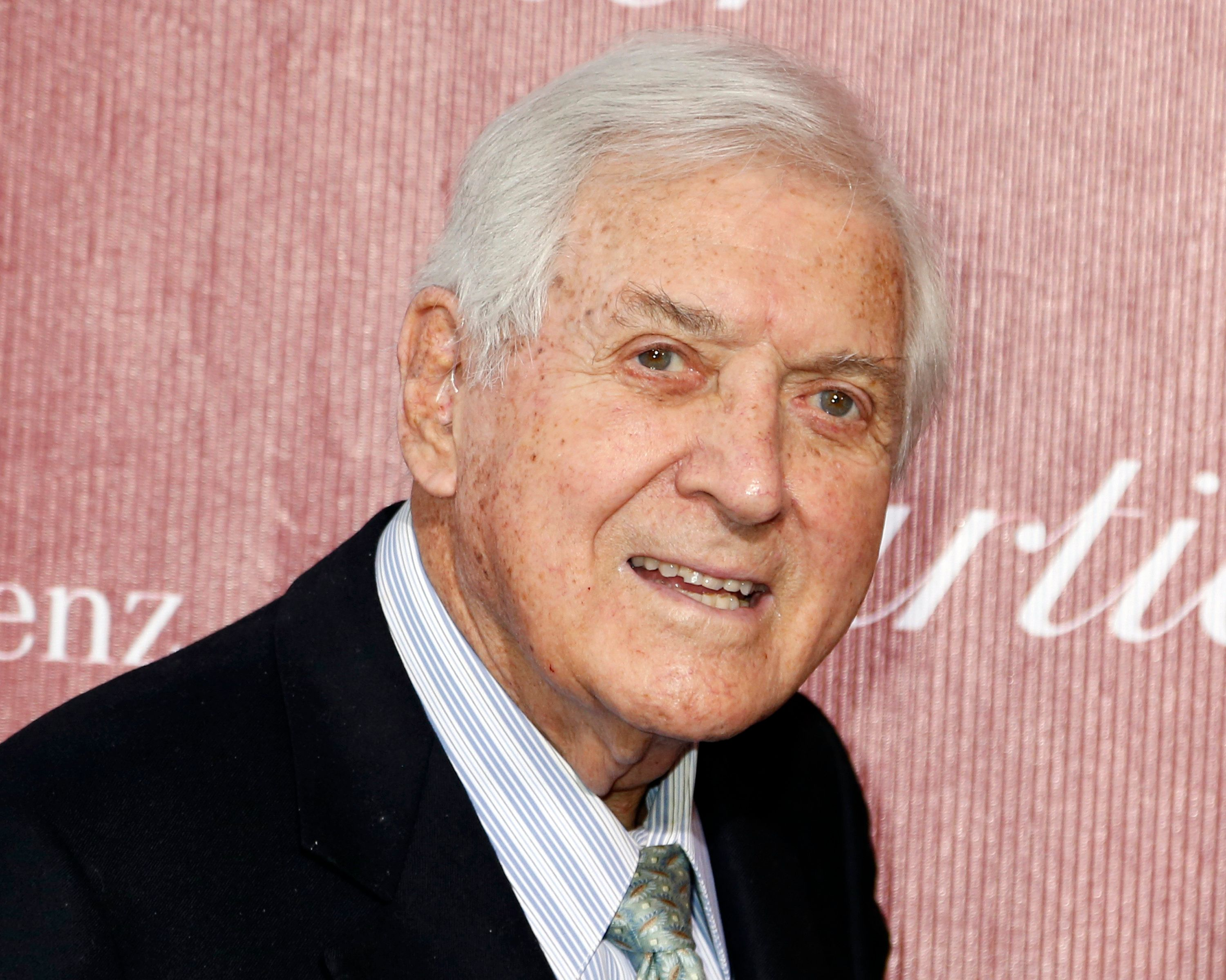 """Monty Hall,who hosted """"Let's Make a Deal"""" for almost three decades, diedonSaturday at 96."""