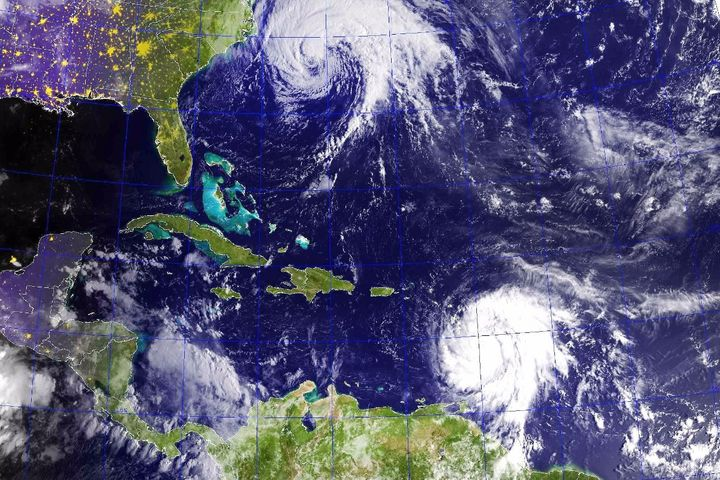 <p>This year's hurricane season has shown that climate change in the 21st century is here, with record-breaking extreme weather, climate denying politicians, major cities and islands under water, and the brunt of the impact on low income communities and people of color.</p>