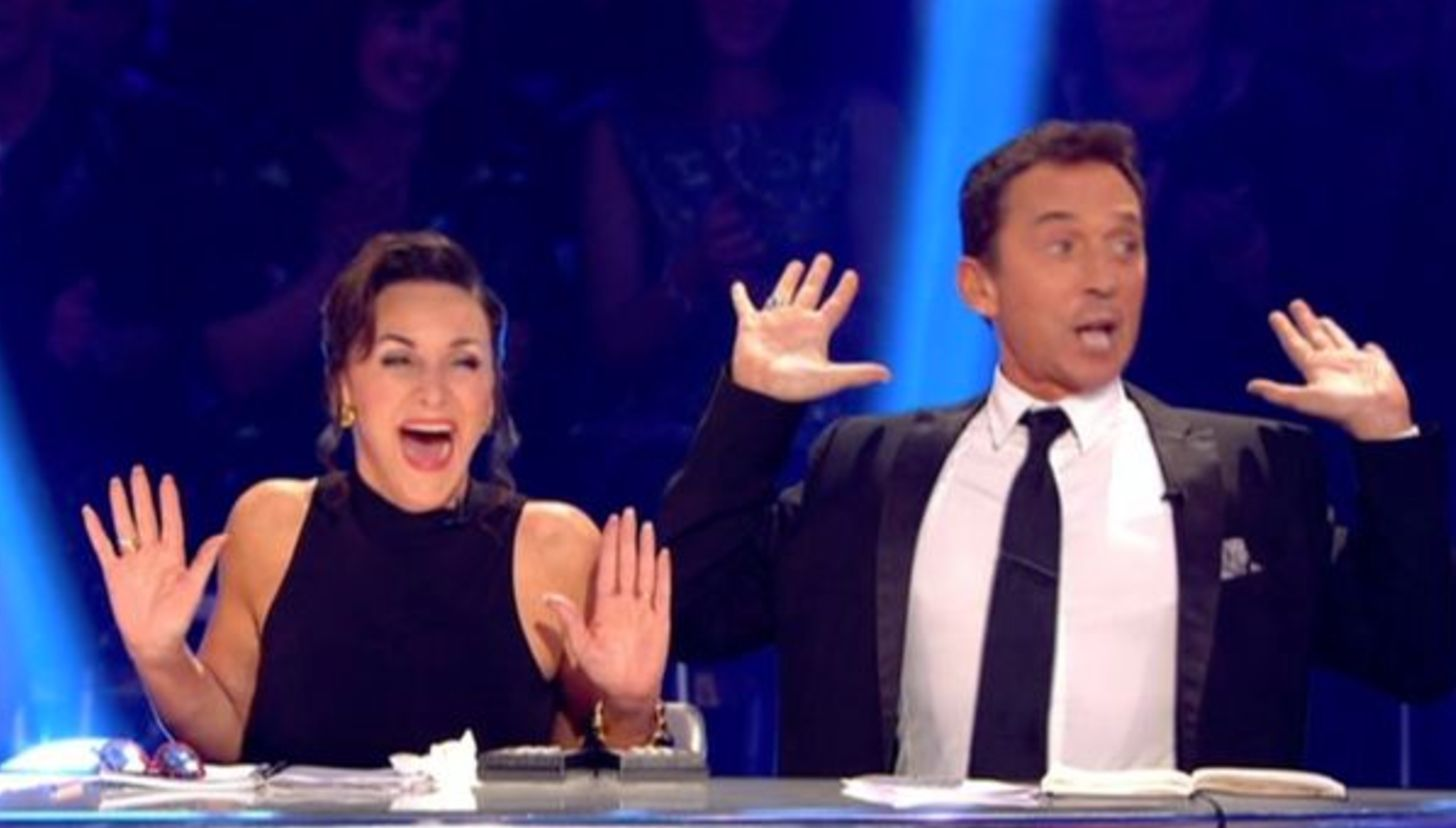 Bruno Tonioli Makes Light Of 'Groping' Incident During Second 'Strictly' Live