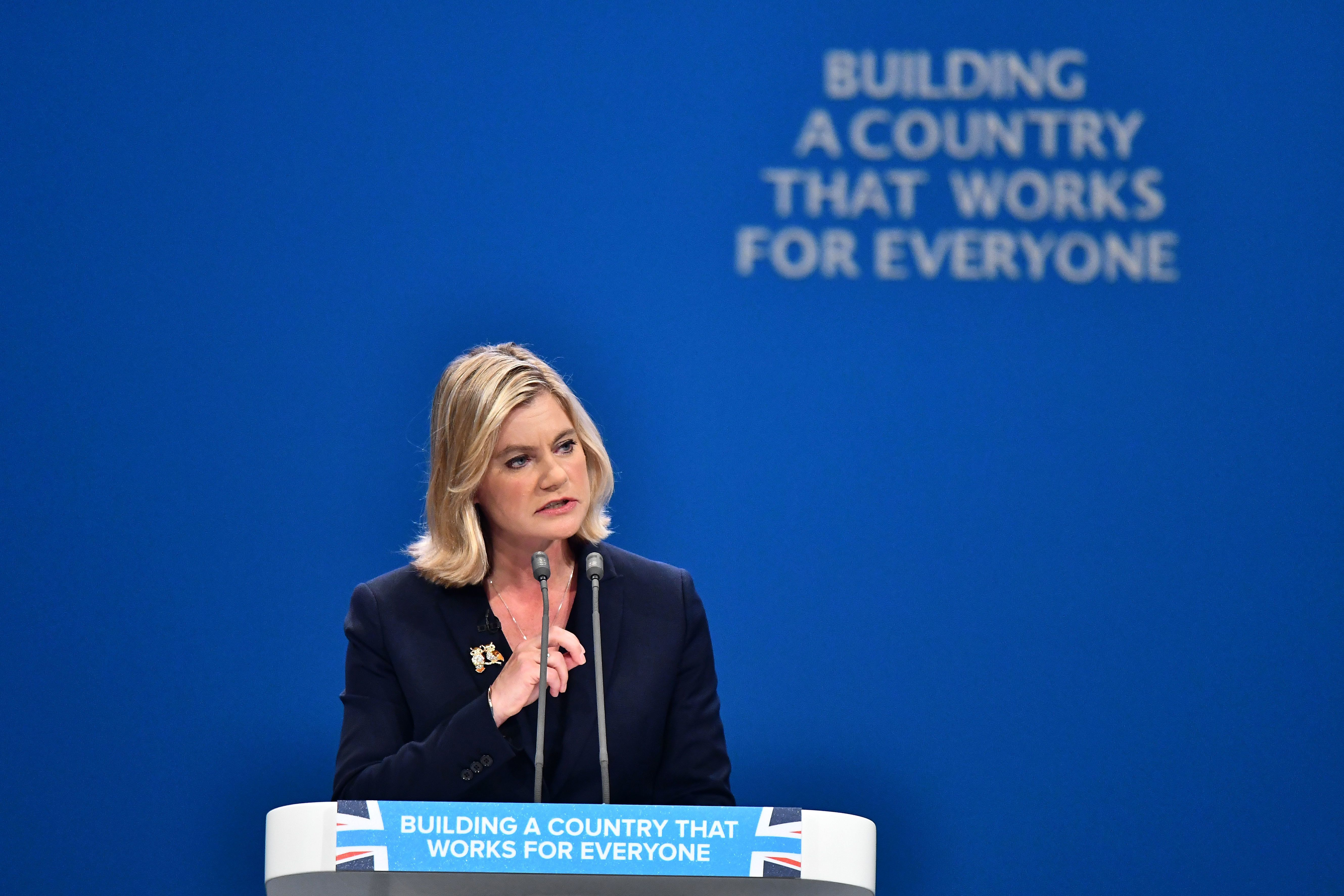 Justine Greening: Tories Must Set Aside Negative Politics To Win Back Young