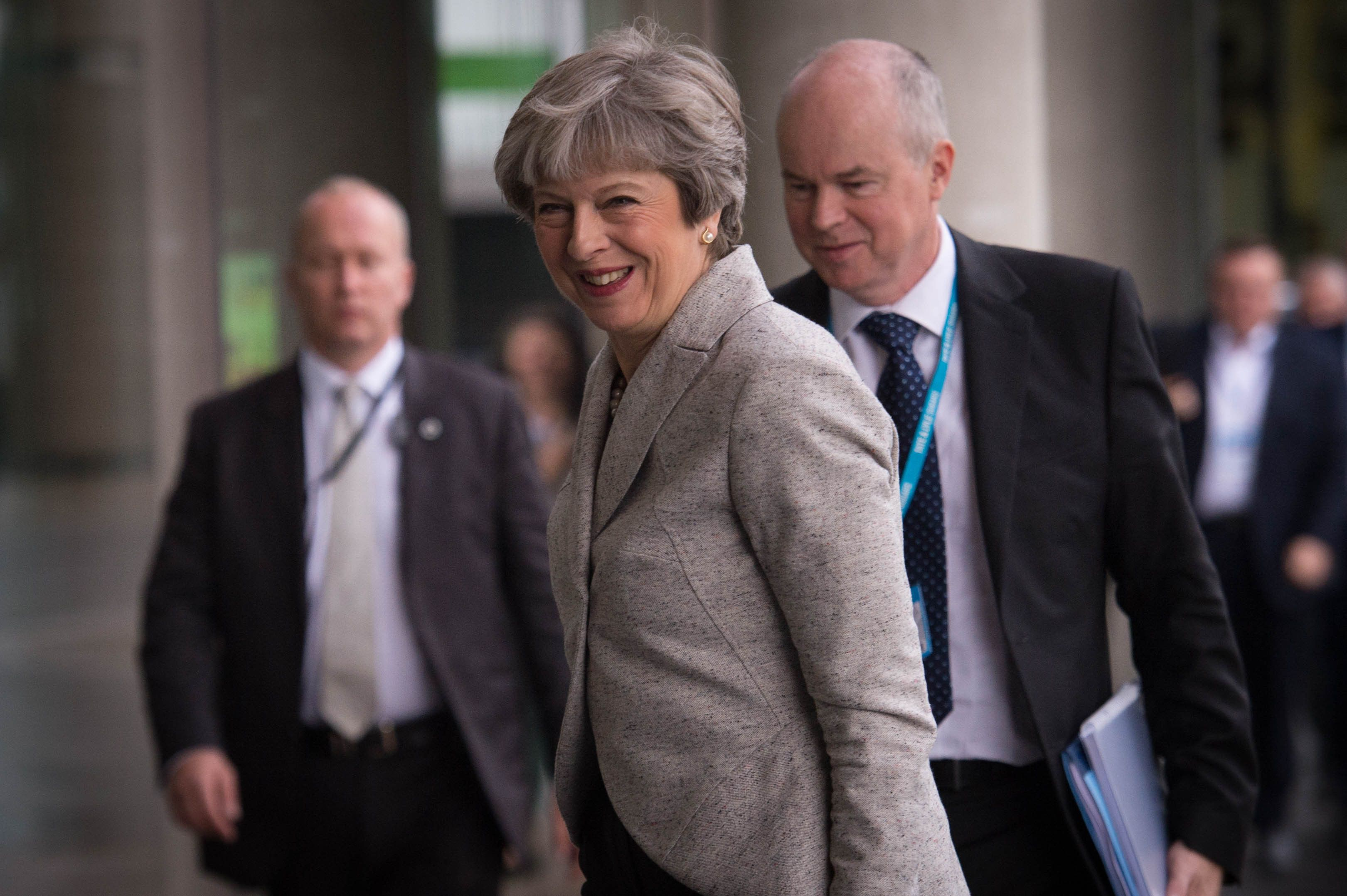 'Help is on its way' as May pledges £2bn for affordable housing