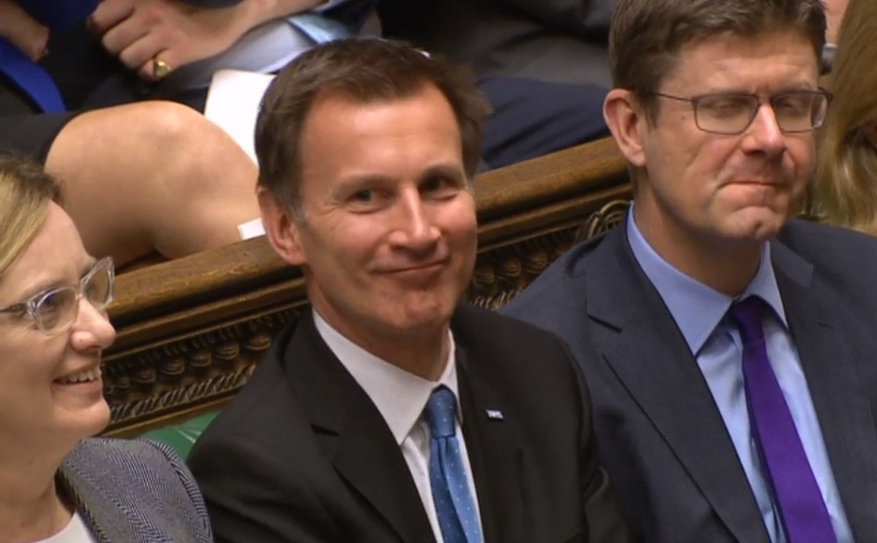 Jeremy Hunt Headed To 'Drink Tank' Sponsored By Boeing As 4,500 Belfast Jobs Hang In