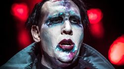Marilyn Manson Injured As Stage Prop Collapses At NYC