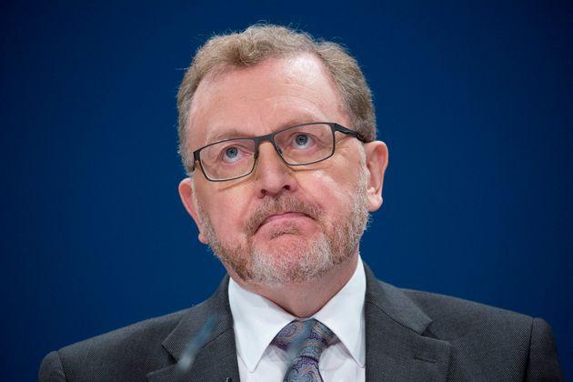 Scottish Secretary David