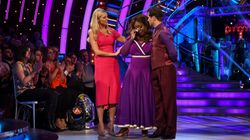 Chizzy Akudolu's Tearful 'Strictly' Exit Has Viewers Crying Along At