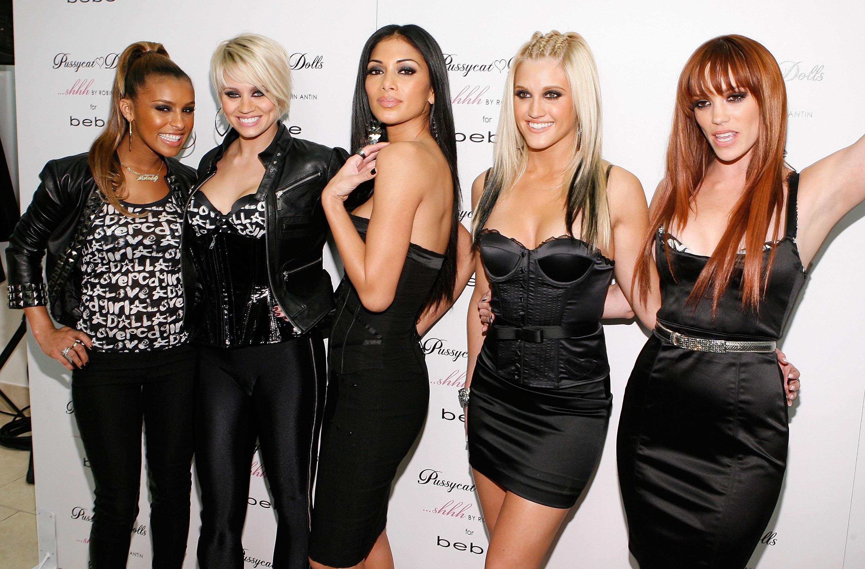 The Pussycat Dolls in