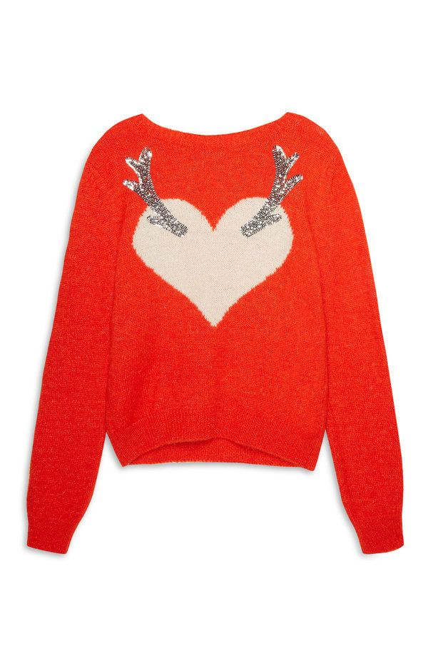 Primark's Christmas Jumpers Are Here - And That's Our Wardrobe Sorted For The Rest Of