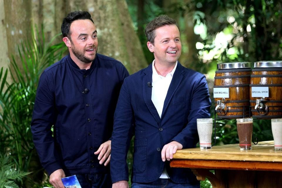 Ant has had to postpone filming an 'I'm A Celebrity'