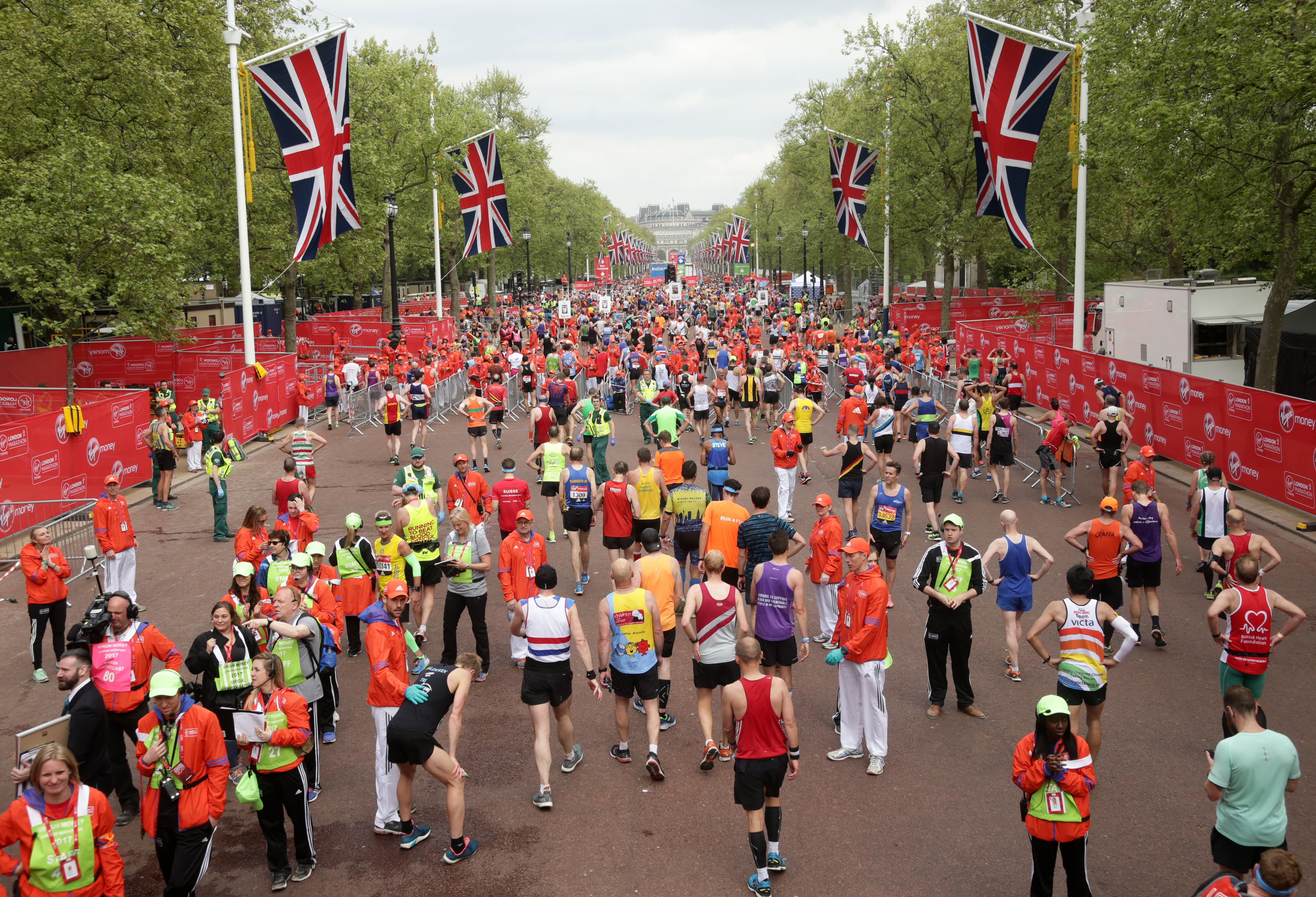 How To Get A London Marathon 2018 Space If You Missed Out In The Ballot