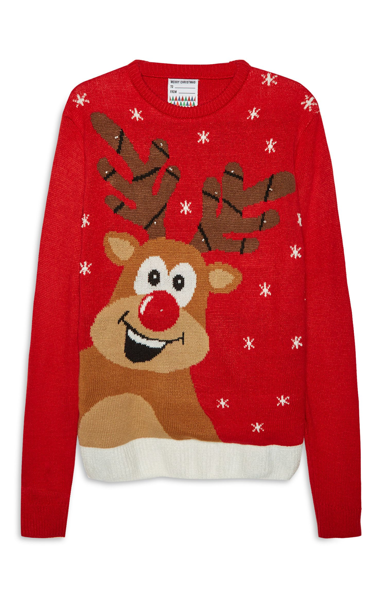 Primark's Christmas Jumpers For Men Are Just As Cute As Its Women's