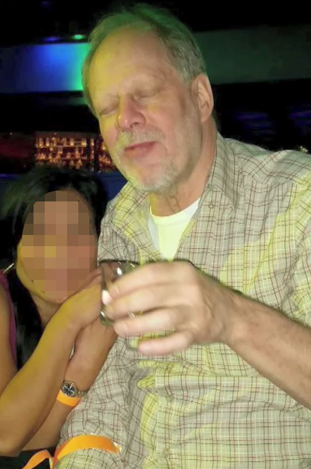 Stephen Paddock has been named as the gunman who opened fire at the Route 91 Harvest country music