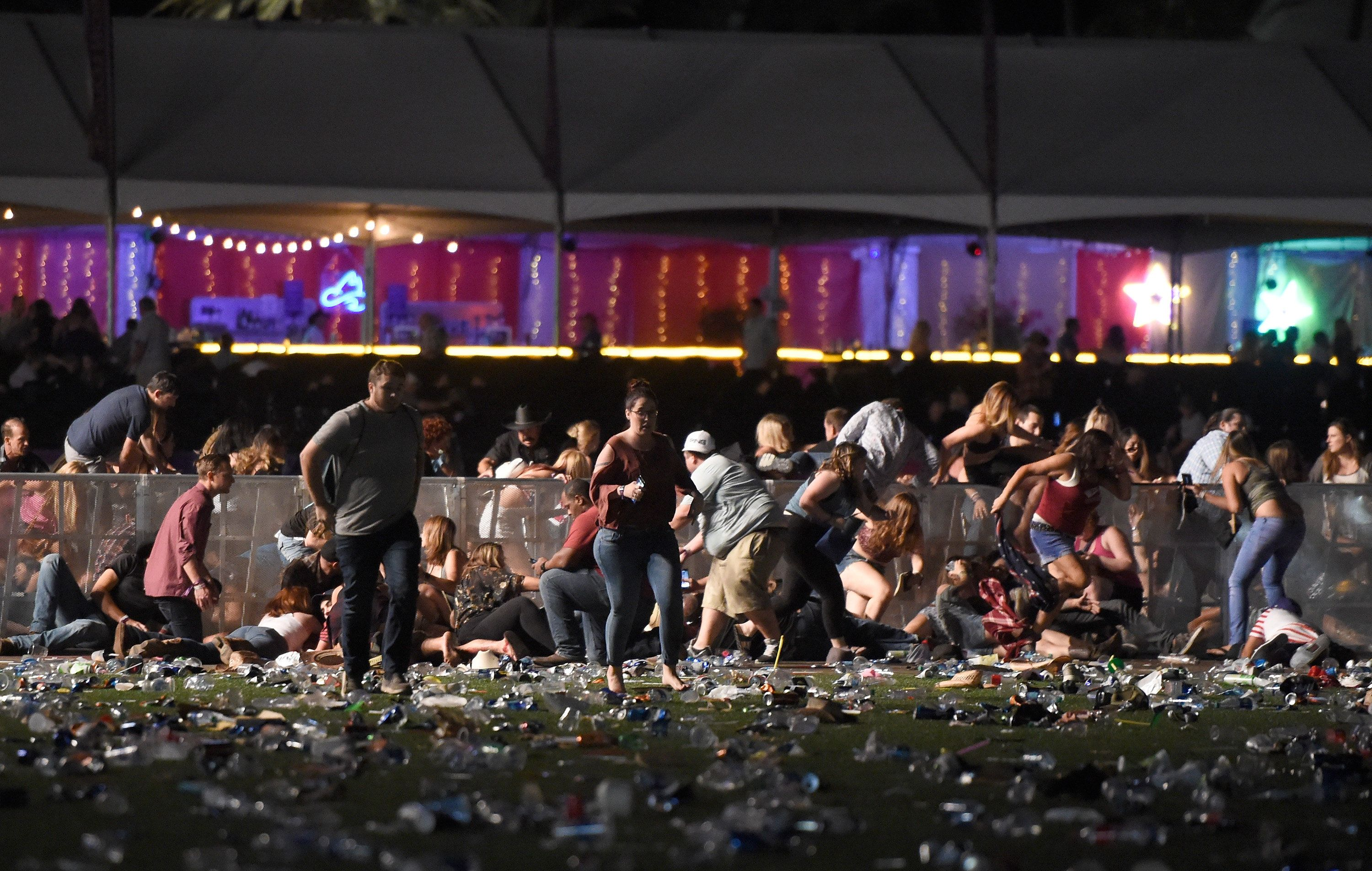 Official GoFundMe page launched for Las Vegas shooting victims