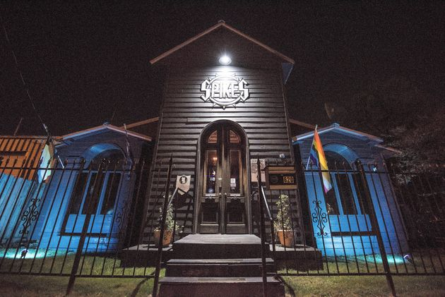 What The Resistance Looks Like At Alabama's Only Leather Bar
