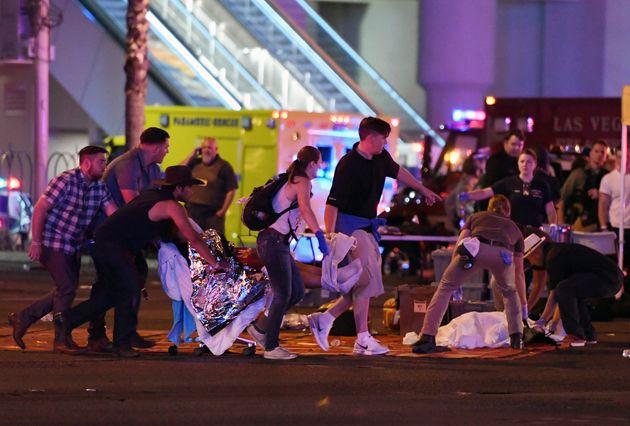 Gun Stocks Climb After Las Vegas