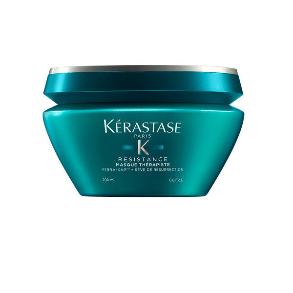 Made of peptides, amino acidsand wheat protein, this deeply restoring hair mask is a miracle product for damaged and ov