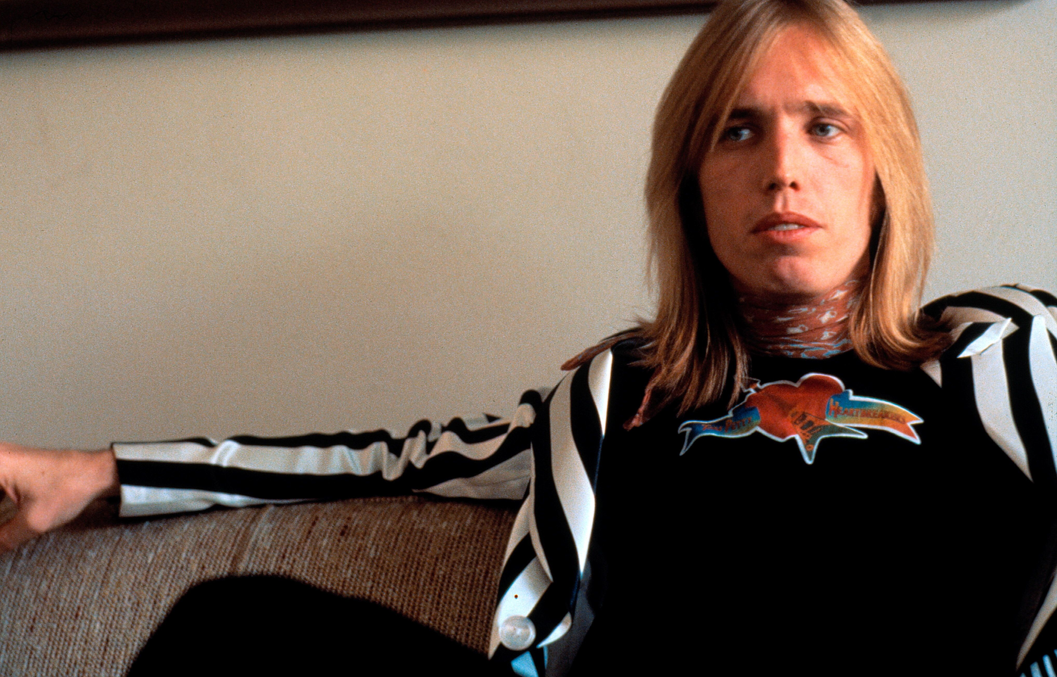 Tom Petty, New York, 1977.