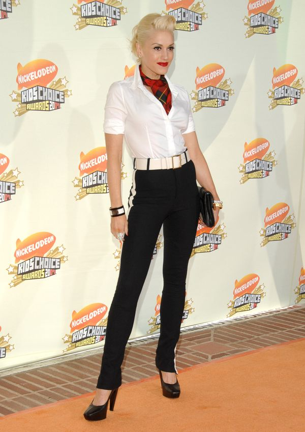 At Nickelodeon's 20th Annual Kids' Choice Awards in 2007.