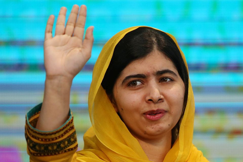 Malala Yousafzai won the Nobel Peace Prize in 2014 for her work in promoting educational opportunities for girls.
