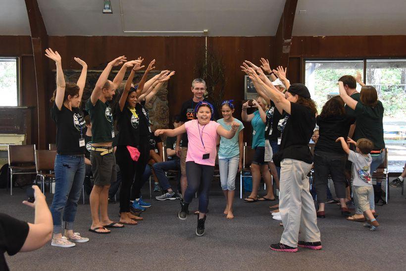 Milton Marks Neuro-Oncology Family Camp, September 2017