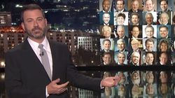 Jimmy Kimmel Says U.S. Lawmakers Better Pray For