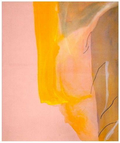 <p>Helen Frankenthaler, <em>Spiritualist</em>.</p>