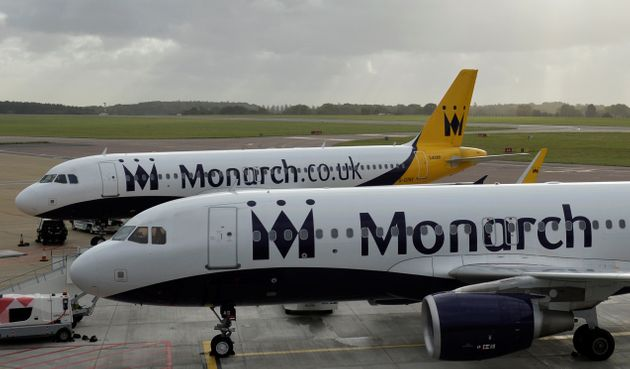 Monarch is the biggest UK airline in history to go into
