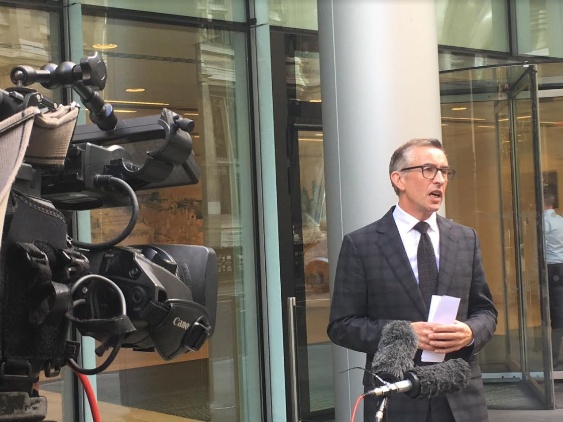 Actor Steve Coogan Wins Phone-Hacking Damages From Mirror Group Newspapers