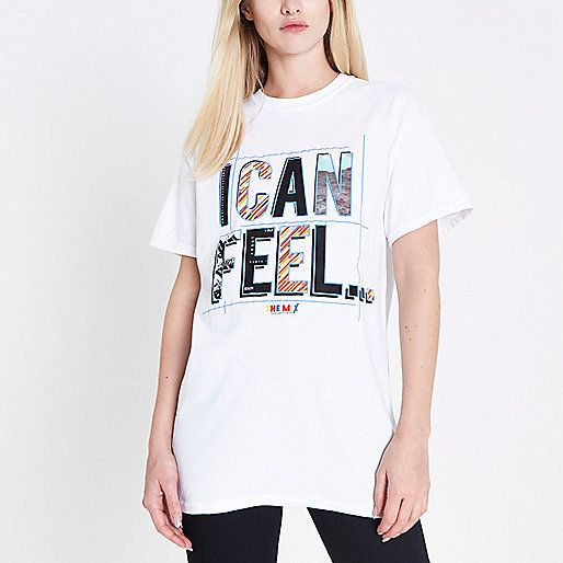 River Island Launches Limited Edition Mental Health Slogan T-Shirts With Charity The