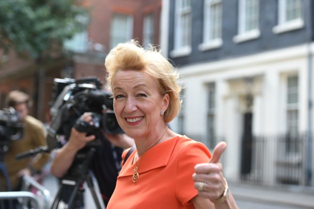 Andrea Leadsom Says Young People Should Get Excited About Brexit 'Because Robots Will Pick Your