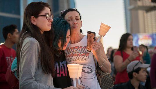 O luto de Las Vegas por um dia que não deveria ter