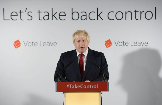 Boris Johnson, Foreign