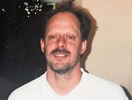Stephen Paddock killed himself after the