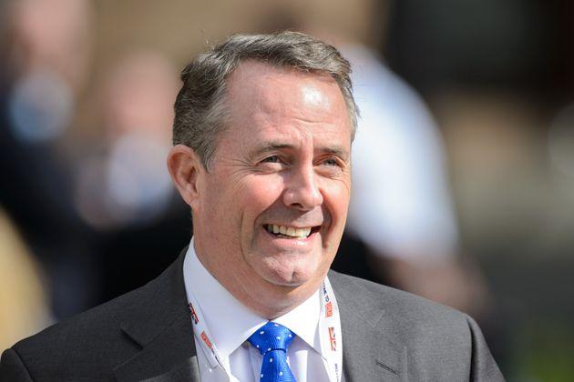 International Trade Secretary Liam