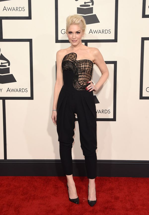 At the 57th Annual Grammy Awards on Feb. 8, 2015 in Los Angeles, CA.