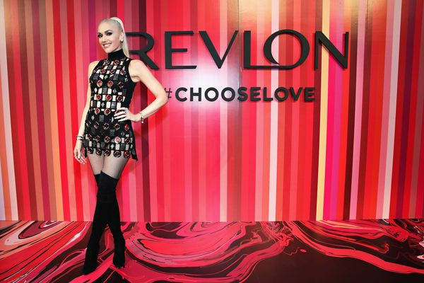 At the Choose Love Valentine's Day event on Feb.14, 2017 in New York City, NY.