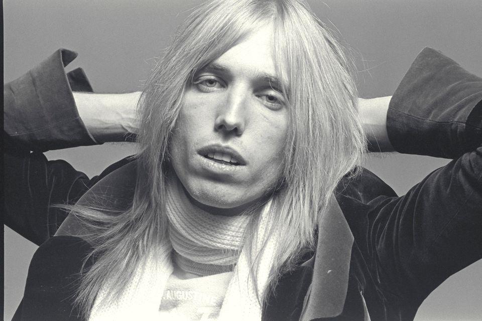 Posing in New York in 1976.