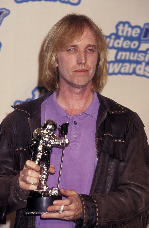 At the 12th Annual MTV Video Music Awards on Sept. 7, 1995 in New York City, NY.